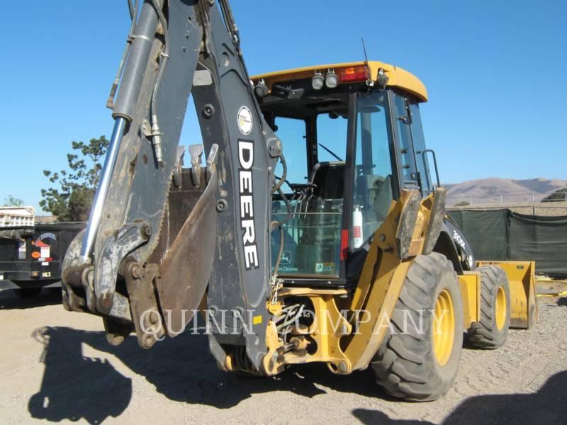 JOHN DEERE RETROEXCAVADORAS CARGADORAS 310 equipment  photo 2