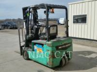 Equipment photo MITSUBISHI FORKLIFTS FB18NT FORKLIFTS 1