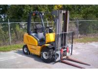 Equipment photo JUNGHEINRICH DFG425S FORKLIFTS 1