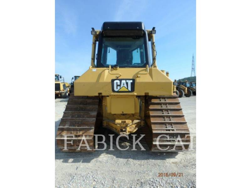 CATERPILLAR TRACTORES DE CADENAS D6N LGP equipment  photo 5