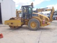 Equipment photo CATERPILLAR CS76 XT COMPACTEUR VIBRANT, MONOCYLINDRE LISSE 1