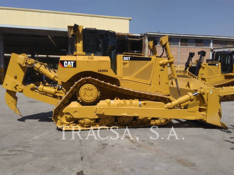 CATERPILLAR BERGBAU-KETTENDOZER D8T equipment  photo 6