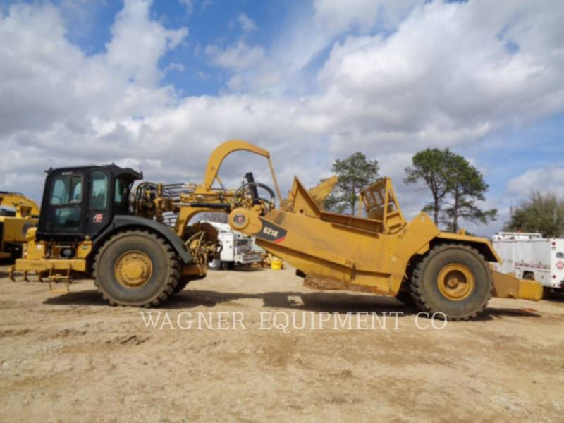 CATERPILLAR WHEEL TRACTOR SCRAPERS 621K equipment  photo 2