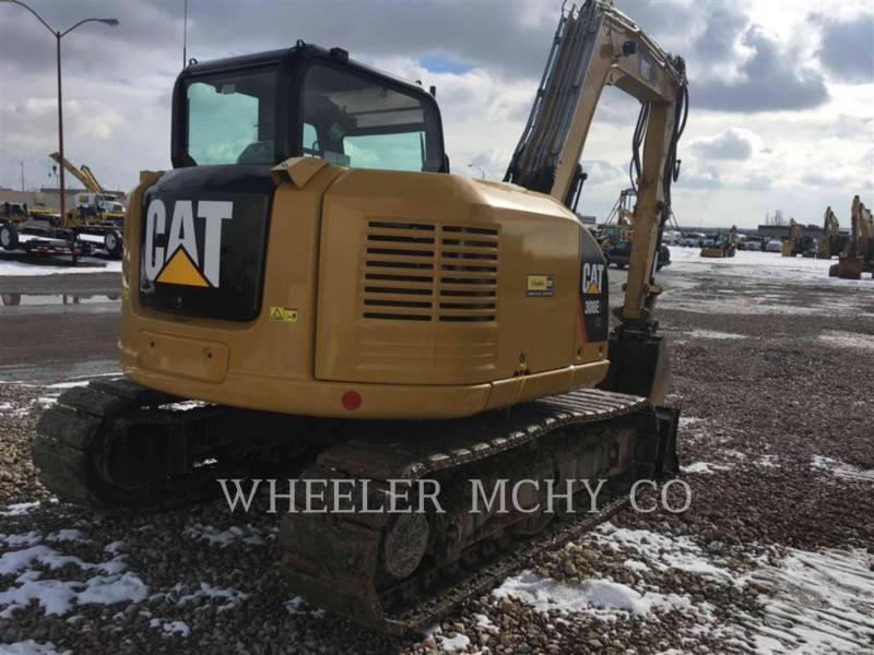 CATERPILLAR TRACK EXCAVATORS 308E2 equipment  photo 1
