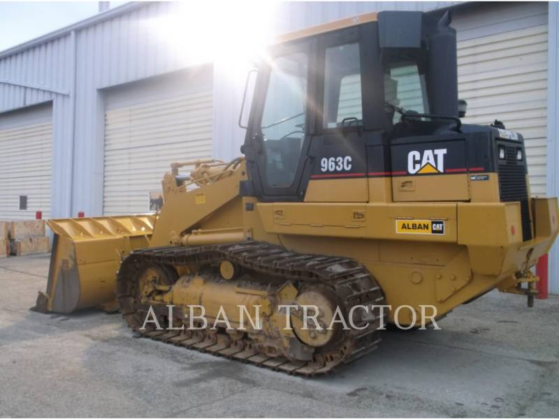 CATERPILLAR 履帯式ローダ 963C CAC equipment  photo 6