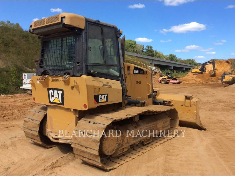 CATERPILLAR KETTENDOZER D5K2 LGP equipment  photo 3