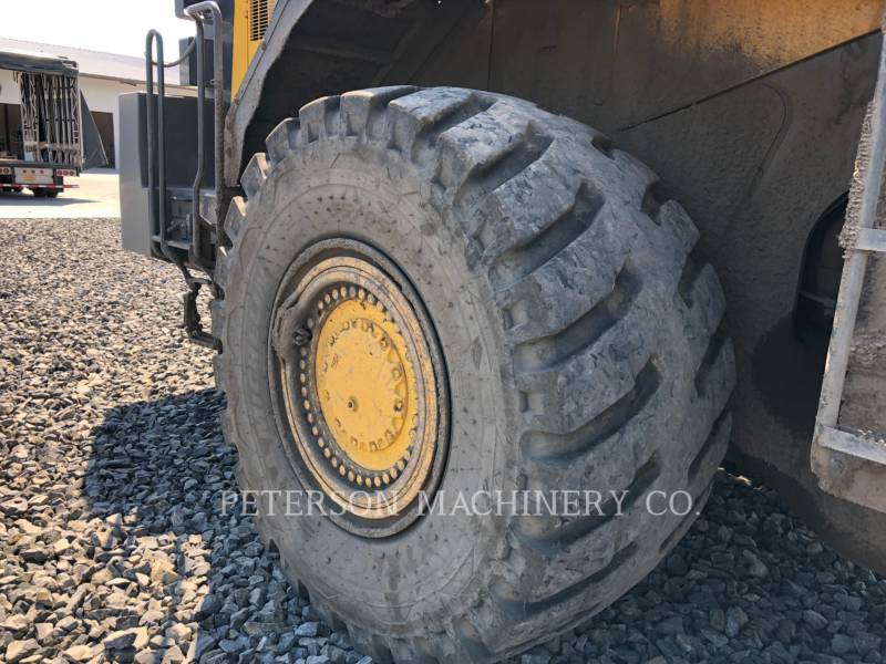KOMATSU LTD. WHEEL LOADERS/INTEGRATED TOOLCARRIERS WA600-6 equipment  photo 5