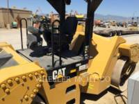 CATERPILLAR VIBRATORY DOUBLE DRUM ASPHALT CB64 GPS equipment  photo 4