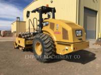 CATERPILLAR EINZELVIBRATIONSWALZE, BANDAGE CP56B equipment  photo 2