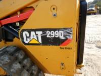CATERPILLAR CARGADORES MULTITERRENO 299D2 equipment  photo 24