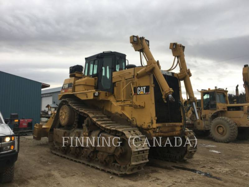 CATERPILLAR TRACTEURS SUR CHAINES D10R equipment  photo 2