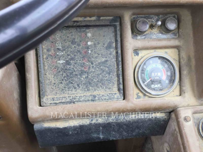 CATERPILLAR SCRAPER PER TRATTORI GOMMATI 627EPP equipment  photo 13