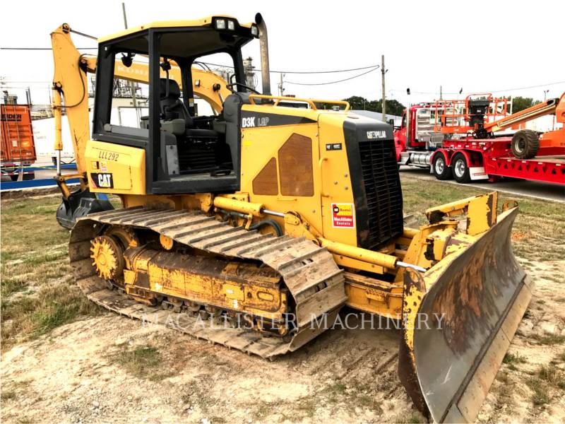 CATERPILLAR TRACTORES DE CADENAS D3KLGP equipment  photo 1