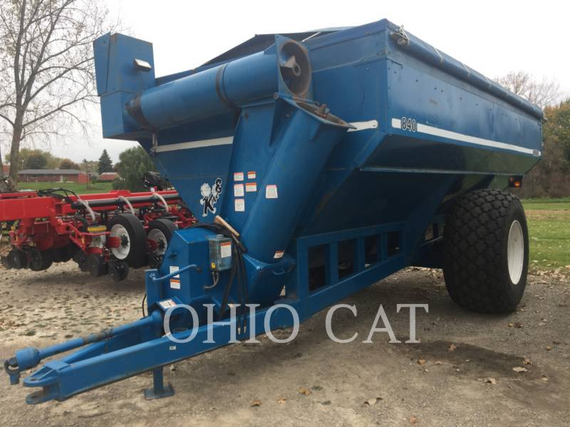 KINZE Pflanzmaschinen 840 equipment  photo 6