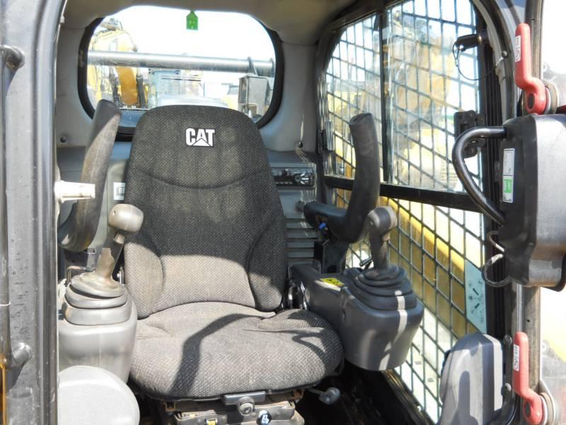 CATERPILLAR CARGADORES MULTITERRENO 299 D XHP equipment  photo 20