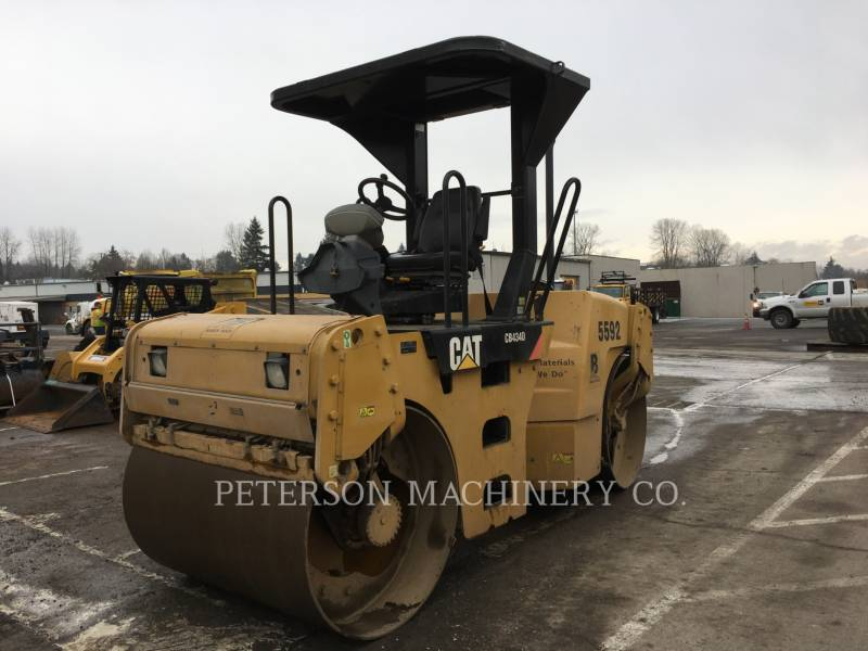 CATERPILLAR COMPACTORS CB-434D equipment  photo 1