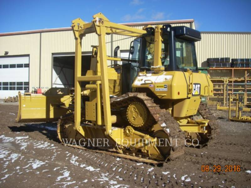 CATERPILLAR TRACTEURS SUR CHAINES D6N LGP PL equipment  photo 1