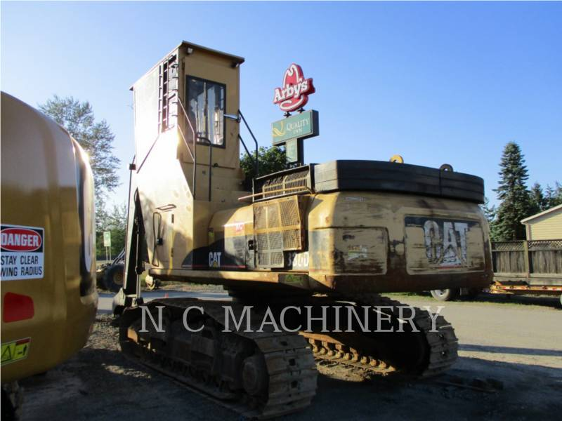 CATERPILLAR HOLZLADER 330DFMLLA equipment  photo 3