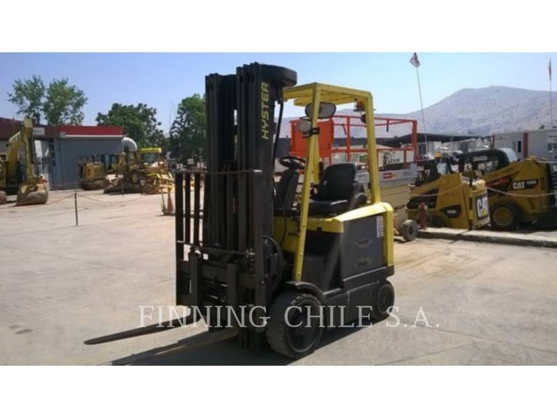 HYSTER FORKLIFTS E50Z equipment  photo 1