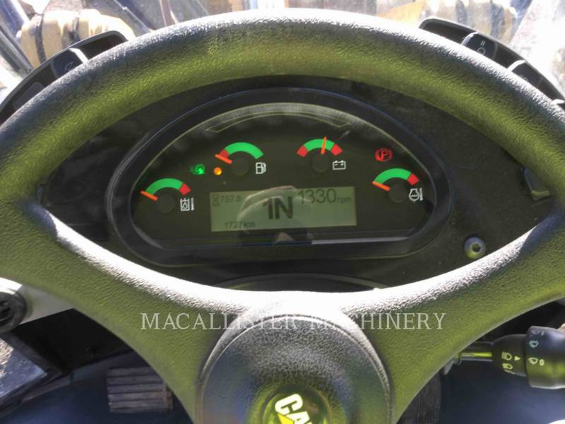 CATERPILLAR RADLADER/INDUSTRIE-RADLADER 908M equipment  photo 17
