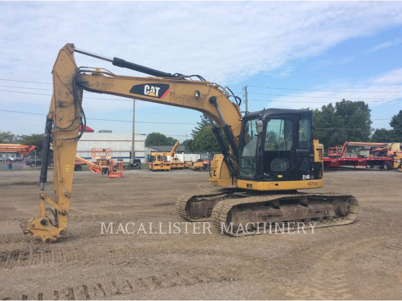 CATERPILLAR PELLES SUR CHAINES 314DLCR equipment  photo 1