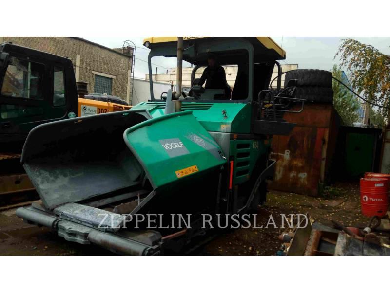 WIRTGEN PAVIMENTADORA DE ASFALTO SUPER 1800-2 equipment  photo 2