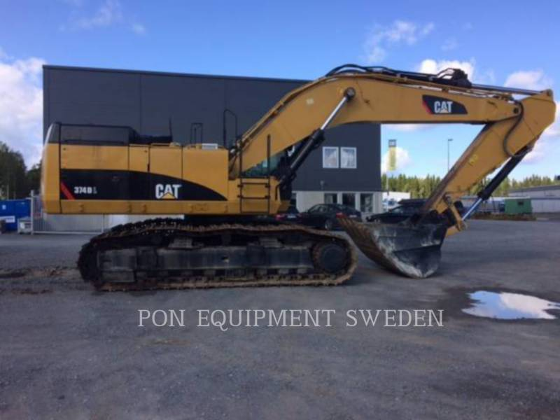 CATERPILLAR TRACK EXCAVATORS 374DL equipment  photo 3