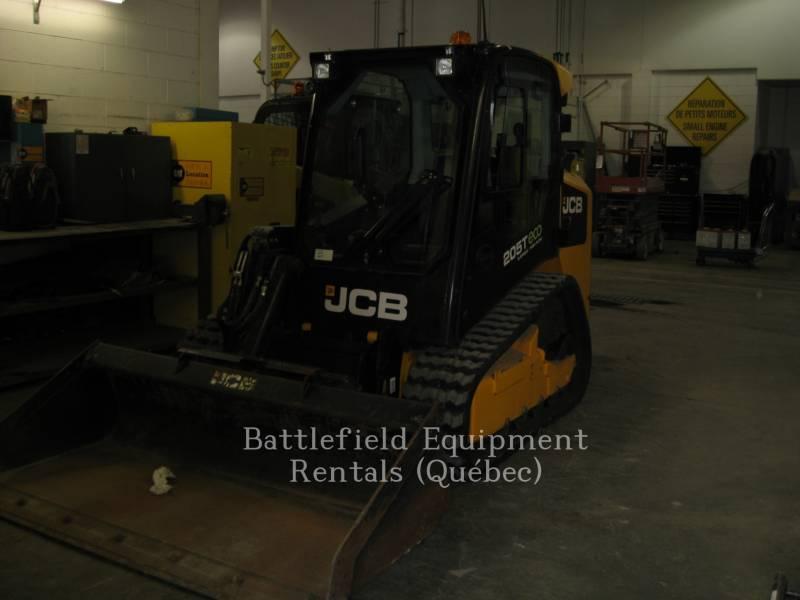 JCB CHARGEURS TOUT TERRAIN 205T equipment  photo 2