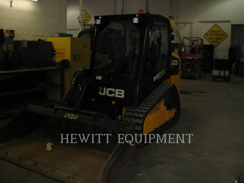 JCB MINICARGADORAS 205T equipment  photo 1