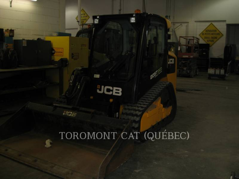 JCB SKID STEER LOADERS 205T equipment  photo 1