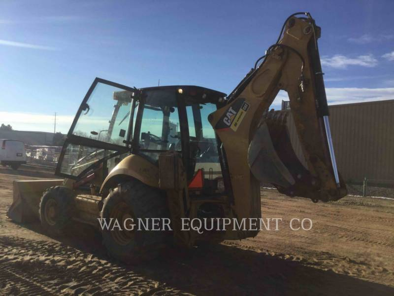 CATERPILLAR BACKHOE LOADERS 420E 4WD equipment  photo 4