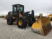 Equipment photo DEERE & CO. 524K RADLADER/INDUSTRIE-RADLADER 1