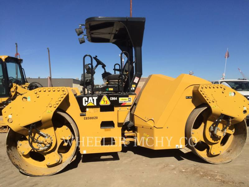 CATERPILLAR FINISSEURS CB64 equipment  photo 1
