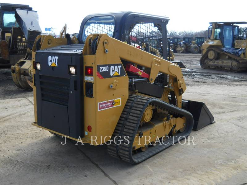 CATERPILLAR MULTI TERRAIN LOADERS 239D equipment  photo 5
