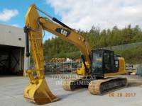 Equipment photo CATERPILLAR 323FL PELLES SUR CHAINES 1