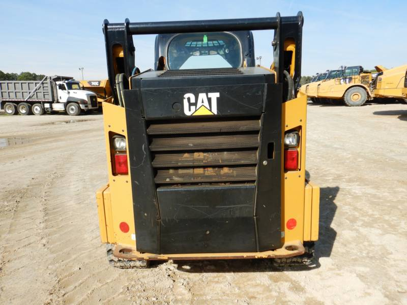 CATERPILLAR DELTALADER 259D equipment  photo 3