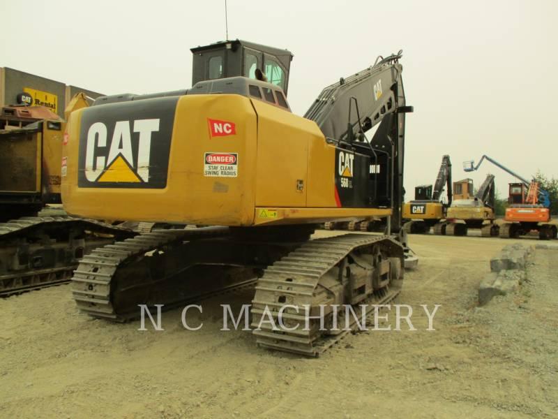 CATERPILLAR MACHINE FORESTIERE 568 equipment  photo 4