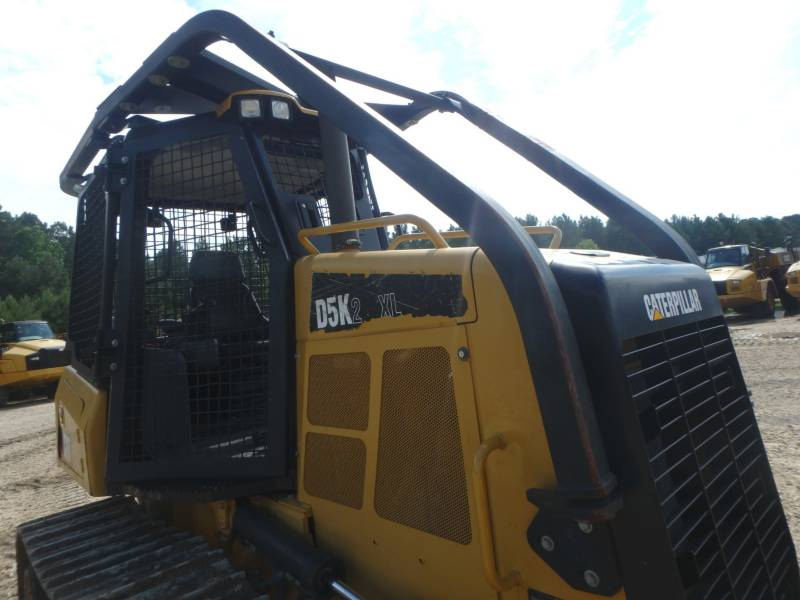 CATERPILLAR TRATORES DE ESTEIRAS D5K2XL equipment  photo 17