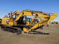 CATERPILLAR KETTEN-HYDRAULIKBAGGER 313FLGC equipment  photo 1