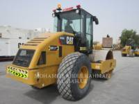 CATERPILLAR TRILLENDE ENKELE TROMMEL GLAD CS-533E equipment  photo 5