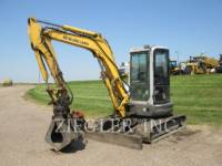 Equipment photo NEW HOLLAND LTD. E50SR トラック油圧ショベル 1