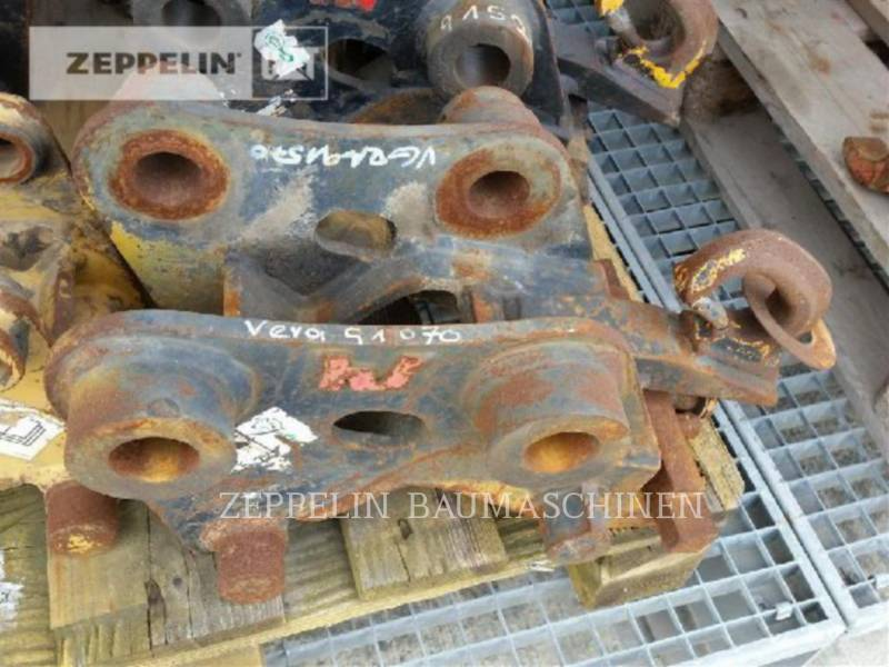 VERACHTERT  BACKHOE WORK TOOL Verachtert CW05 equipment  photo 1