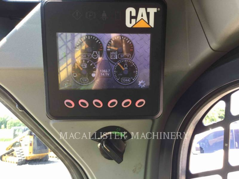 CATERPILLAR DELTALADER 299D equipment  photo 17