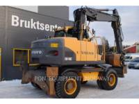VOLVO KOPARKI GĄSIENICOWE EW140C equipment  photo 3