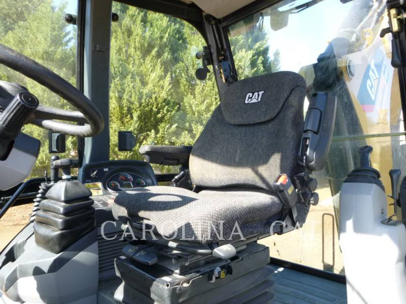 CATERPILLAR BAGGERLADER 420F CB equipment  photo 7