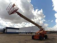 Equipment photo JLG INDUSTRIES, INC. 80-HX RIDICARE – BRAŢ 1