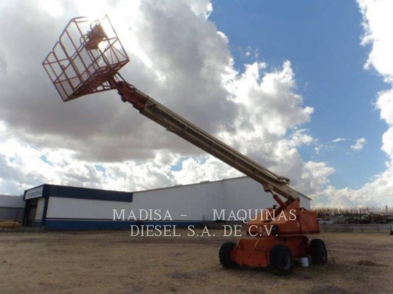 JLG INDUSTRIES, INC. LIFT - BOOM 80-HX equipment  photo 1