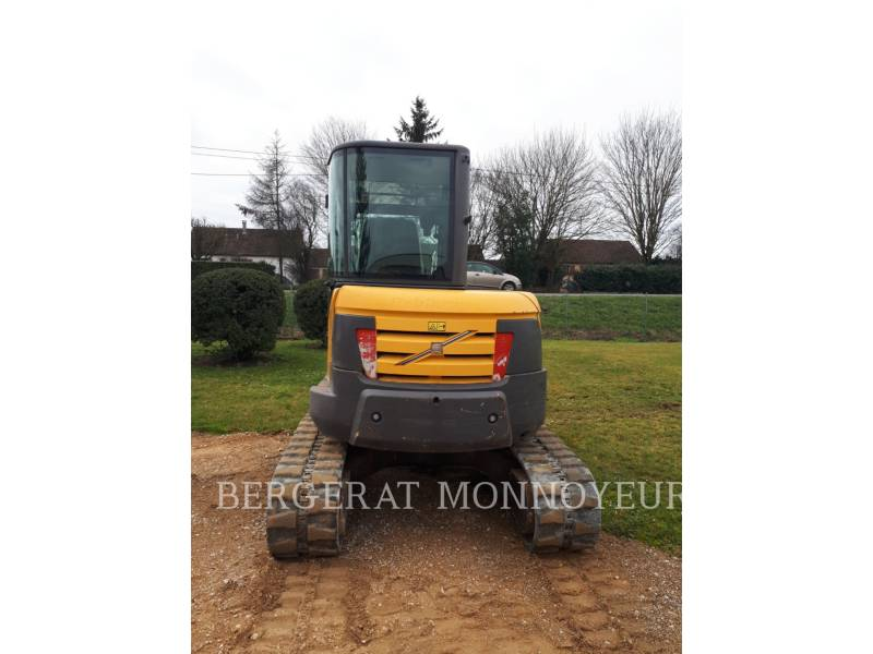 VOLVO CONSTRUCTION EQUIPMENT EXCAVADORAS DE CADENAS ECR48C equipment  photo 3
