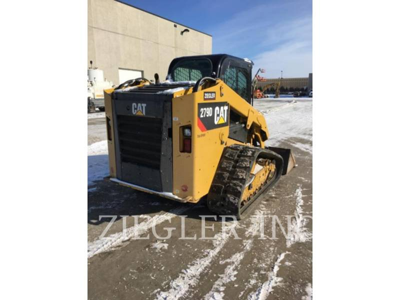 CATERPILLAR MULTI TERRAIN LOADERS 279DSR equipment  photo 1