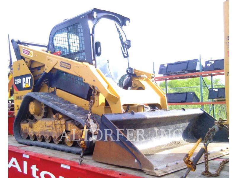 CATERPILLAR CHARGEURS COMPACTS RIGIDES 289D equipment  photo 4